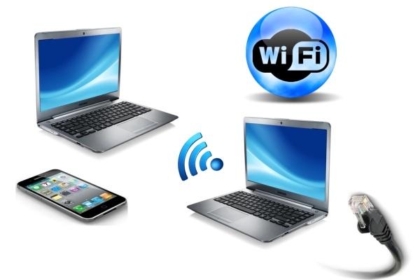 Раздача вайфая с ноутбука на другие мобильные гаджеты